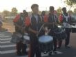 Entertainment at Compo-Drumline